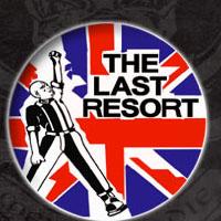 Last Resort- A Way Of Life pin (pinX50)