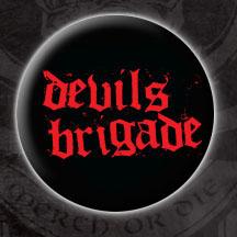 Devil's Brigade- Logo pin (pinX22)