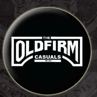 Old Firm Casuals- Logo pin (pinX61)