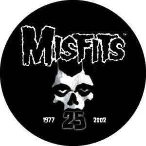Misfits- 25 Years pin (pinX257)