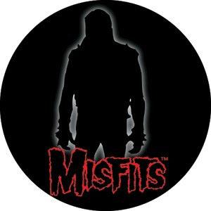 Misfits- Silhouette pin (pinX273)