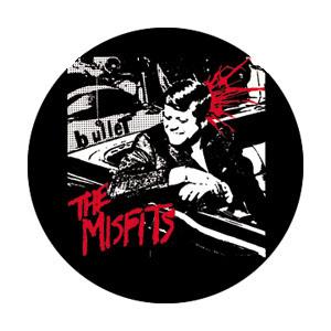 Misfits- Bullet pin (pinX259)