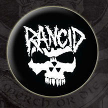 Rancid- Crimson Ghost pin (pinX70)
