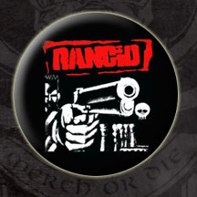 Rancid- Gun pin (pinX72)