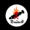 Roger Miret & The Disasters- Bomber pin (pinX107) (Sale price!)