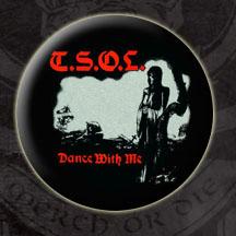 TSOL- Dance With Me pin (pinX85)