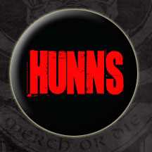 Hunns- Logo pin (pinX99) (Sale price!)