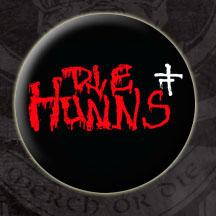 Hunns- Die Hunns logo pin (pinX98) (Sale price!)