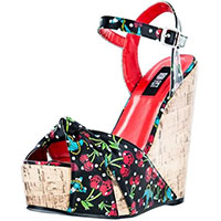Cherry Glazer Wedge by Iron Fist - SALE sz 11 only
