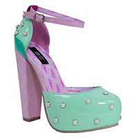 Lick Me Ice Cream Platform by Iron Fist - SALE sz 5 & 7 only