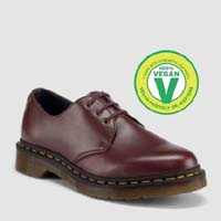3 Eye Cherry Vegan Gibson by Dr. Martens (Sale price!)