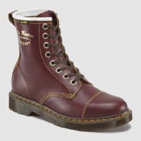 8 Eye Oxblood Capper Dr. Martens Boot (Sale price!)