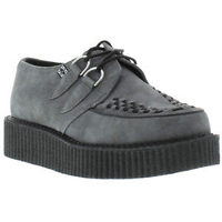 Grey Suede Lo Sole Viva Creeper by Tred Air UK (Sale price!)