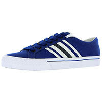 Duane Peters Clasher Lo Sneaker in NAVY/WHITE - SALE sz 7 & 7.5 only