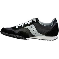 Womens Bullet by Saucony- Black/Silver (Sale price!)