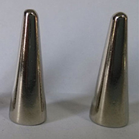 "1"" Round Top Cone Spike (10x28mm)"