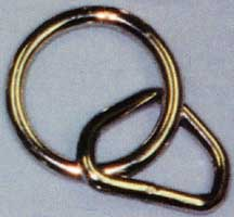 "Halter (Bondage) Ring-  (1 3/8"" Wide)"