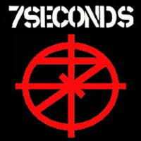 7 Seconds- Scope sticker (st719)