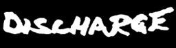 Discharge- Logo sticker (st477) (Sale price!)