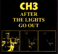 Channel 3- After The Lights Go Out sticker (st1146)