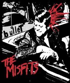 Misfits- Bullet sticker (st439)