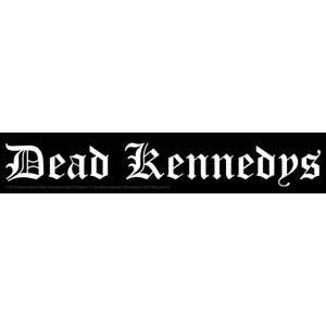Dead Kennedys- Olde English Logo sticker (st519)