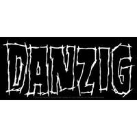 Danzig- Logo sticker (st1133)