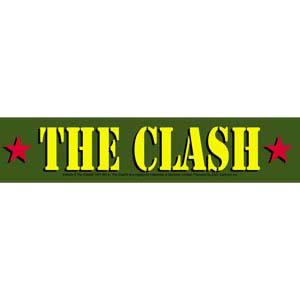 Clash- Miltary Logo sticker (st106)