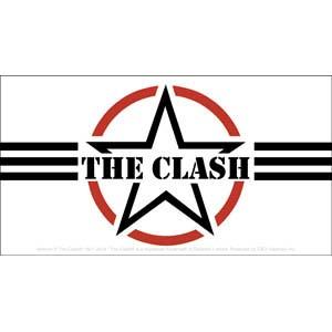 Clash- AF Logo sticker (st108)