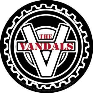 Vandals- Cog sticker (st377)