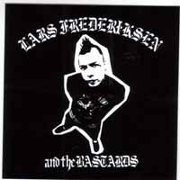 Lars Frederiksen & The Bastards- Album Cover sticker (st349)