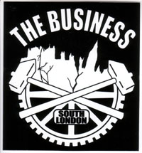 Business- South London sticker (st388)