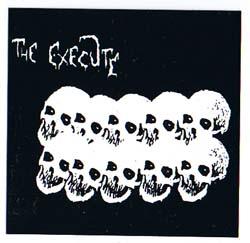 Execute- Skulls sticker (st856)
