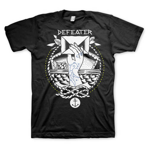 Defeater- Drowning on a black shirt