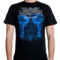 Black Dahlia Murder- Nocturnal on a black shirt