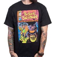 Black Dahlia Murder- Trick Or Treat on a black shirt