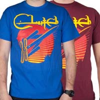Clutch- Rocket 88 shirt (Sale price!)