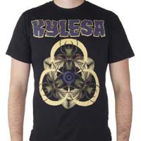 Kylesa- Ultraviolet on a black shirt (Sale price!)