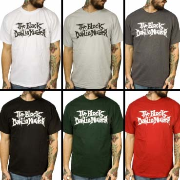 Black Dahlia Murder- Logo shirt