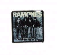 Ramones- First Album Cover belt buckle (bb386)