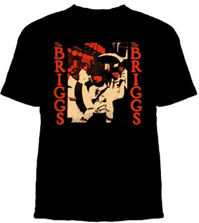 Briggs- School Girls on a black shirt (Sale price!)