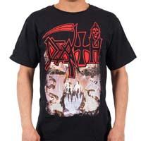 Death- Symbolic on a black shirt