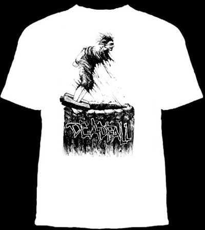 Deadfall- Well on a red YOUTH SIZED shirt (Sale price!)