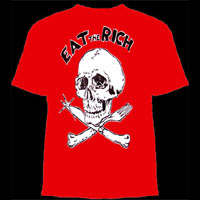 Eat The Rich shirt (Various Color Ts)