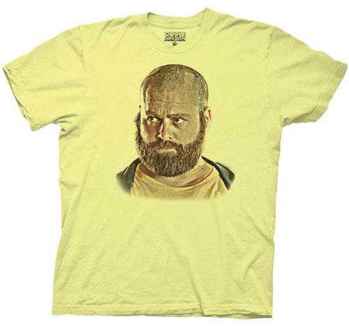 Hangover- Alan on a light yellow shirt (Sale price!)