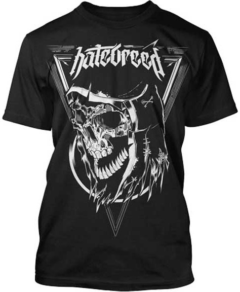 Hatebreed- Sinner on a black shirt (Sale price!)