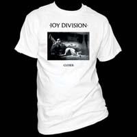Joy Division- Closer on a white shirt