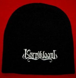 Korpiklaani- Logo Embroidered Beanie
