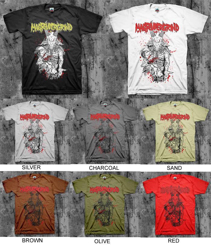 Magrudergrind- False Promises shirt (Sale price!)