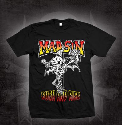 Mad Sin 25 Years - Still Mad